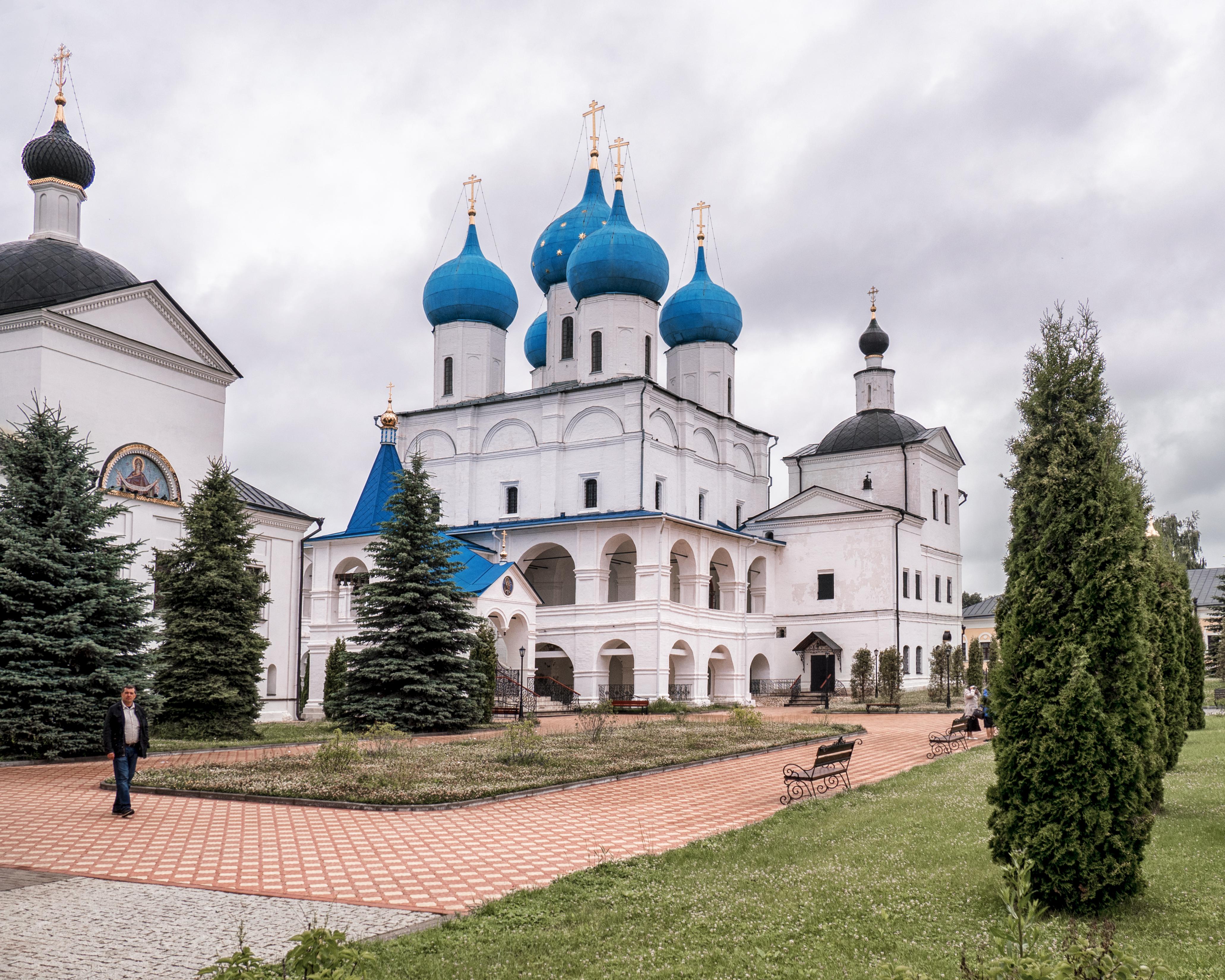 Высоцкий монастырь - г. Серпухов