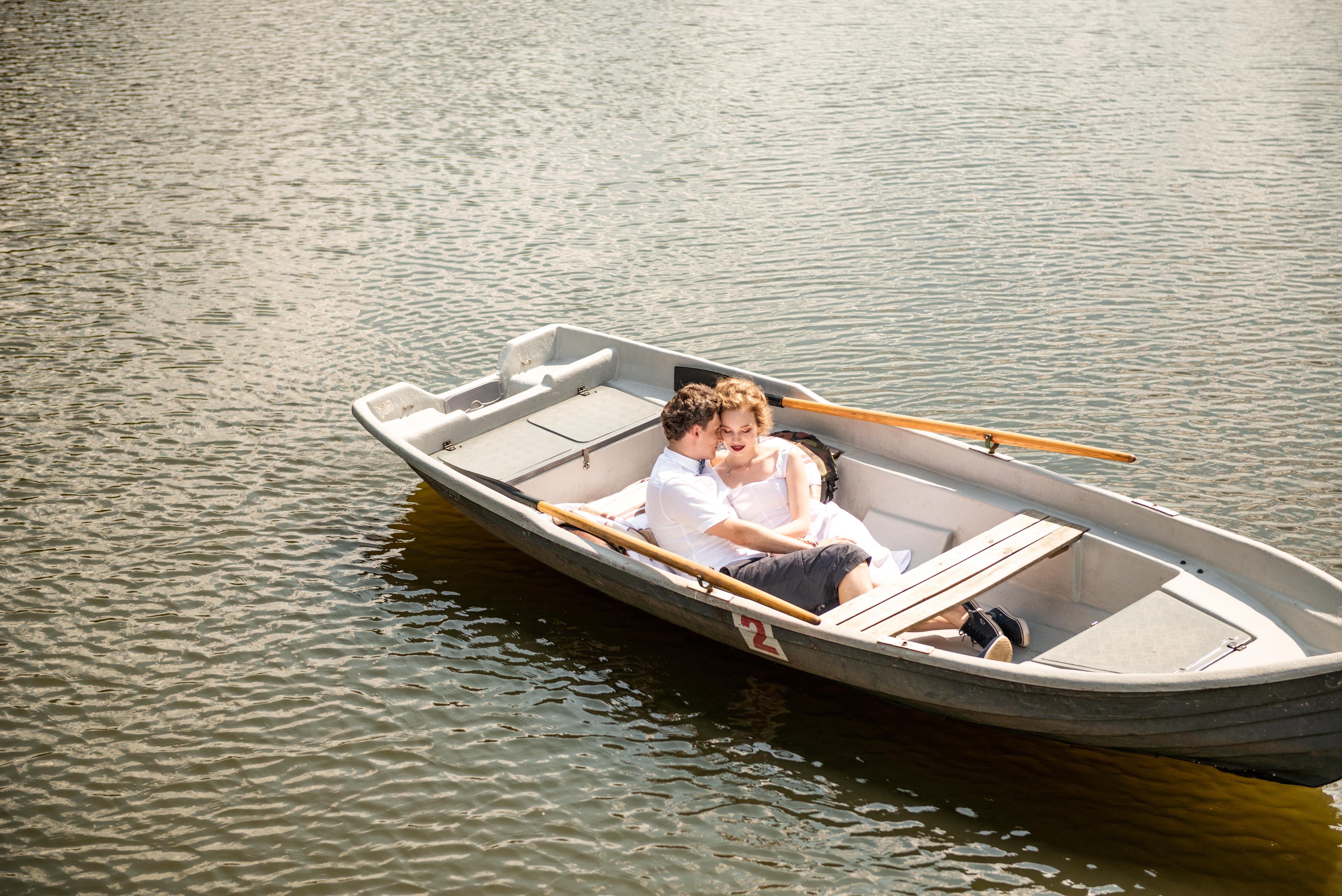 Love-Story на реке
