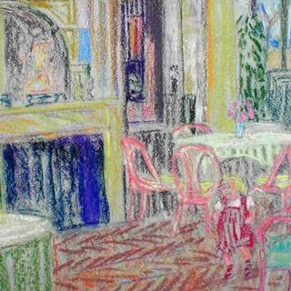 Interior  Les Collombieres Menton