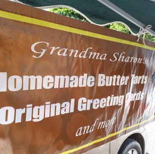 Homemade Butter Tarts