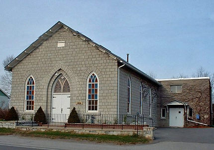 ​Picture of the current Westbrook United Church