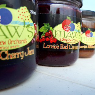 Maw's Lakeview Orchards