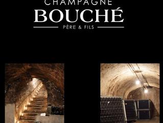 Dégustation des champagnes Bouché - Samedi 24 mars