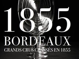 Les Grands Crus Classés du Médoc de 1855