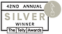 42nd_Telly_Winners_Badges_silver_winner.