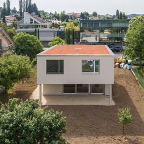 Unser erstes Einfamilienhaus am Bielersee