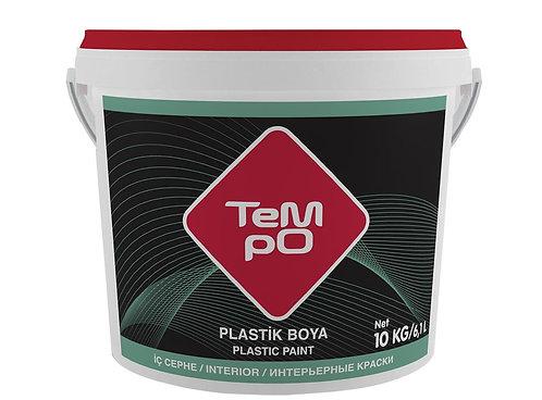 Tempo Plastik Boya