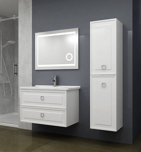 LNR011 Linra Banyo Dolabı