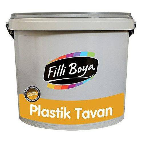 Plastik Tavan Boyası