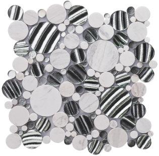 Candela Kristal Cam Mozaik