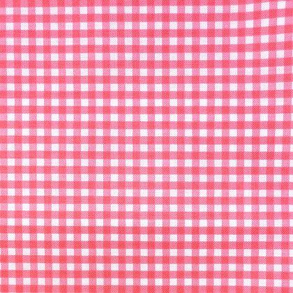 BOLT END SALE :: Gingham Hot Pink :: 160cm