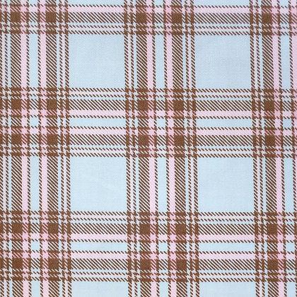 Fabric :: Pastel Plaid ::  Blue