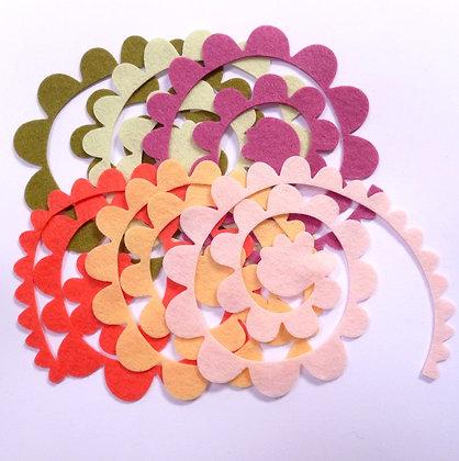 Die Cut Packs :: 3D Flower I :: Anemone