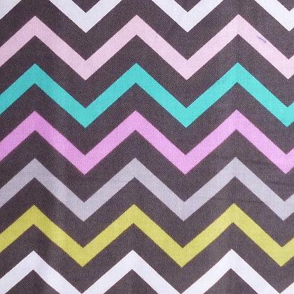 Fabric :: Small Chevron :: Mini Chic