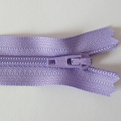 "4"" Zips :: Lilac"