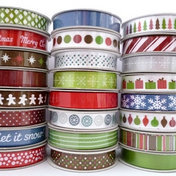 Bumper Packs :: Christmas Ribbon Reels #2