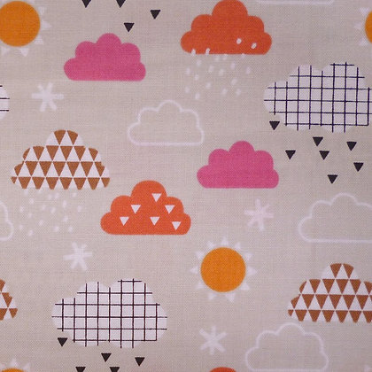 Fabric :: Geo Forest :: Clouds