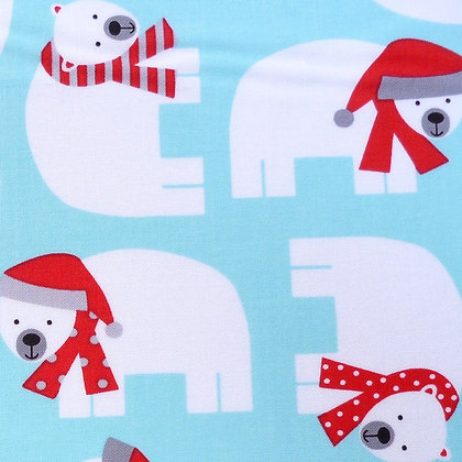 Fabric :: Jingle :: Polar Bears