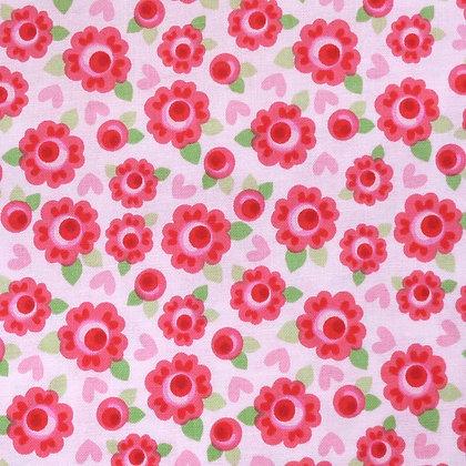Fabric :: Lovey Dovey :: Roses