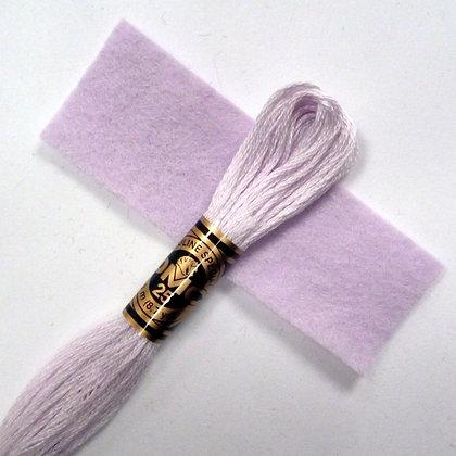 DMC Embroidery Thread :: Mauve (24)