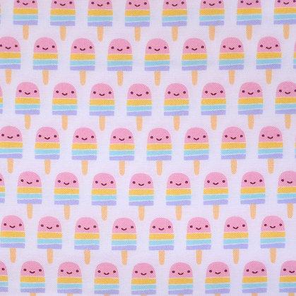 Fabric :: Suzy's Minis :: Happy Pastel Lollipops