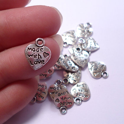 Sew On Charms :: Made With Love