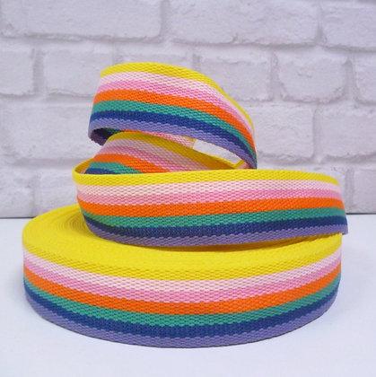 Rainbow Webbing :: Modern
