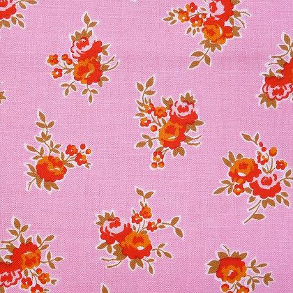 Fabric :: Milk, Sugar & Flowers :: Pink & Roses