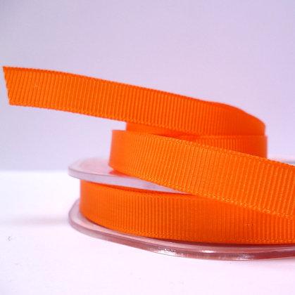10mm grosgrain :: by the metre :: Orange