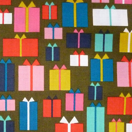 SALE Fabric :: Merry and Bright :: Gift Wrapped