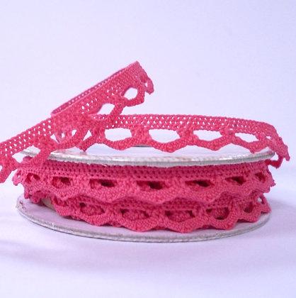 Pastel Spools :: Lace :: Deep Pink