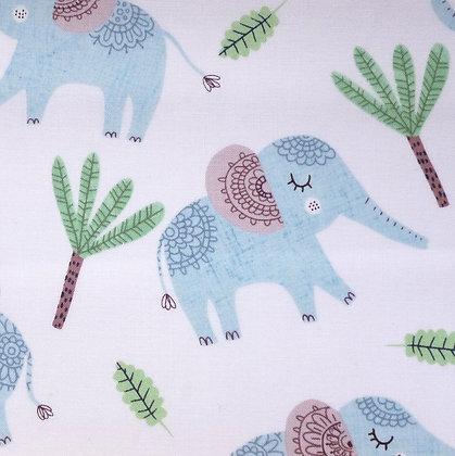 Fabric :: Jungle Fever :: Elephants