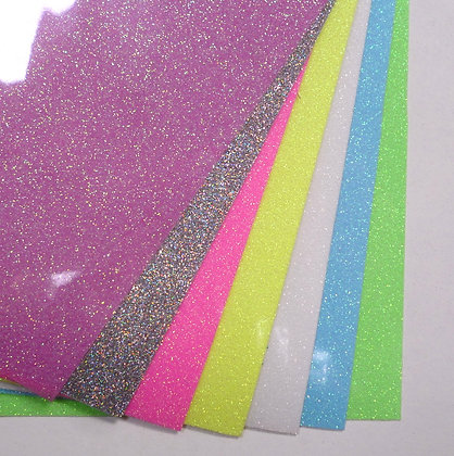 iron on material :: NEON/HOLOGRAPHIC