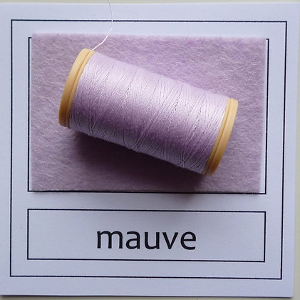 Sewing Thread :: Mauve