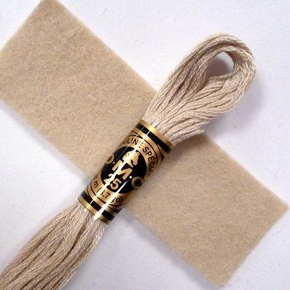 DMC Embroidery Thread :: Beige (3033)