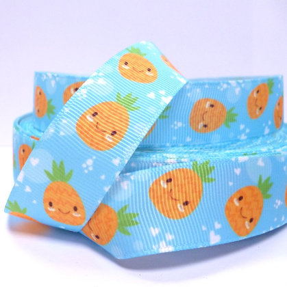 Cute Grosgrain Ribbon :: Happy Pineapples