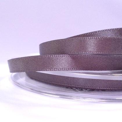 7mm Satin Ribbon :: Grey (669)