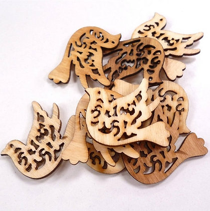 Wooden Doves Pack