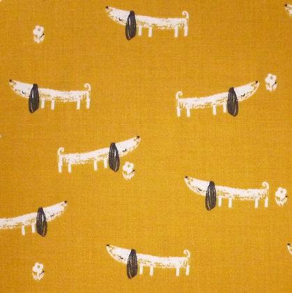 Fabric :: Mori Girls :: The Sausage Dogs