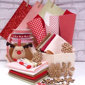 christmas colour packs