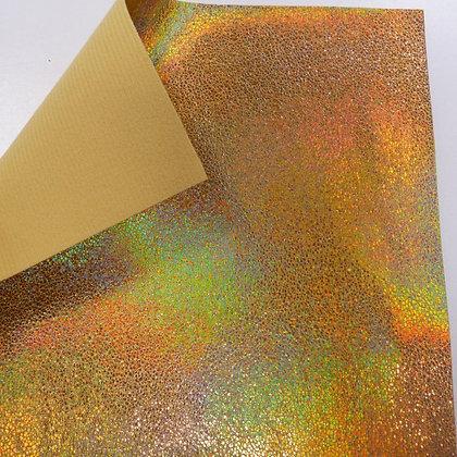 Crackle Vinyl :: Gold
