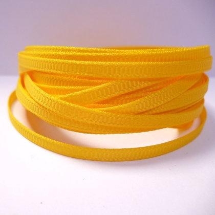 3mm Mini Grosgrain Ribbon (5 metres) :: Daffodil (645)