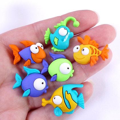 Fantastic Button Packs :: Something Fishy
