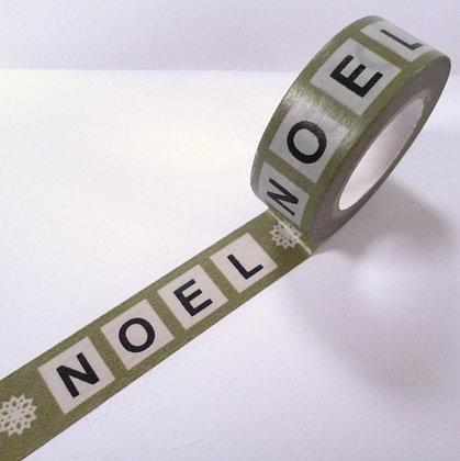 Washi Tape roll :: Noel