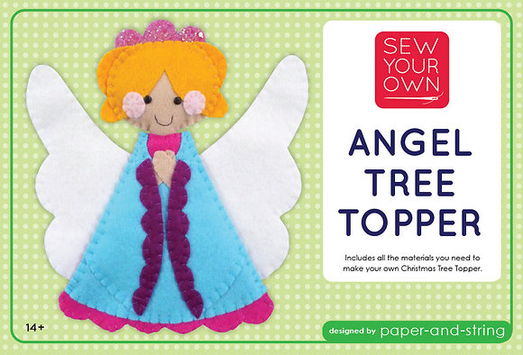 Angel Tree Topper Medium Kit