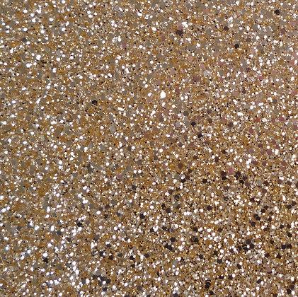 Chunky Glitter sheet :: Gold
