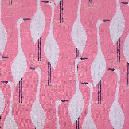 Fabric :: Chomp :: Egrets