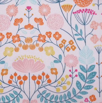 Fabric :: Rivelin Valley :: Flowers