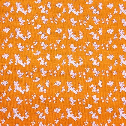 Fabric :: Milk, Sugar & Flowers :: Tiny Orange