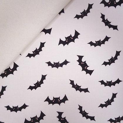 Fabric Felt :: Cats, Bats & Jacks :: Bats on Natural